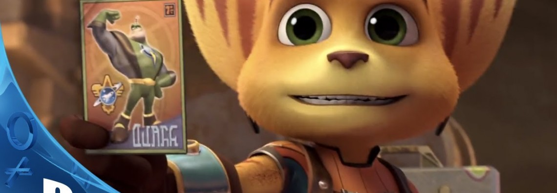 Ratchet & Clank Film Trailer | E3 2014
